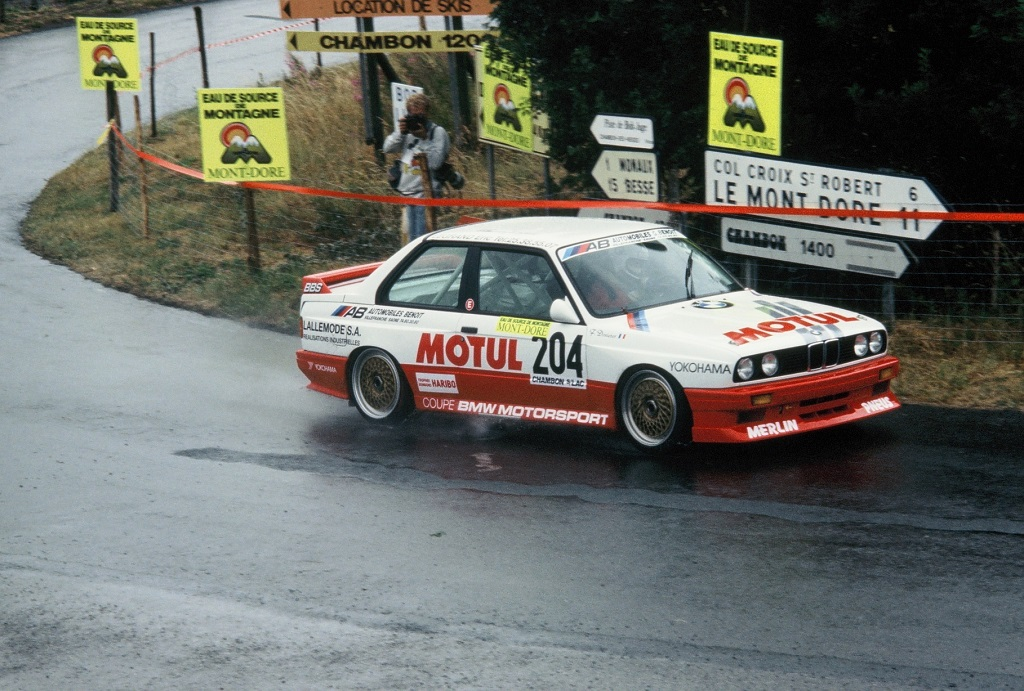 Dosières-BMW-M-3 - 1989 - CC-Mont-Dore- Photo-Thierry-Le-Bras