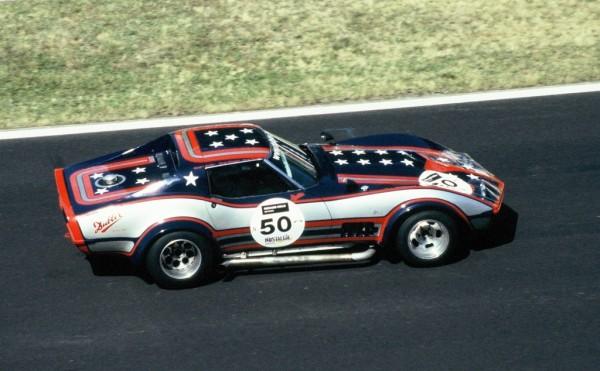 Dubler-Hauser-Schober -Chevrolet-Corvette - 2004- Mans-Classic - Photo-Thierry-Le-Bras