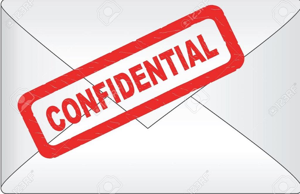 Enveloppe-confidentielle
