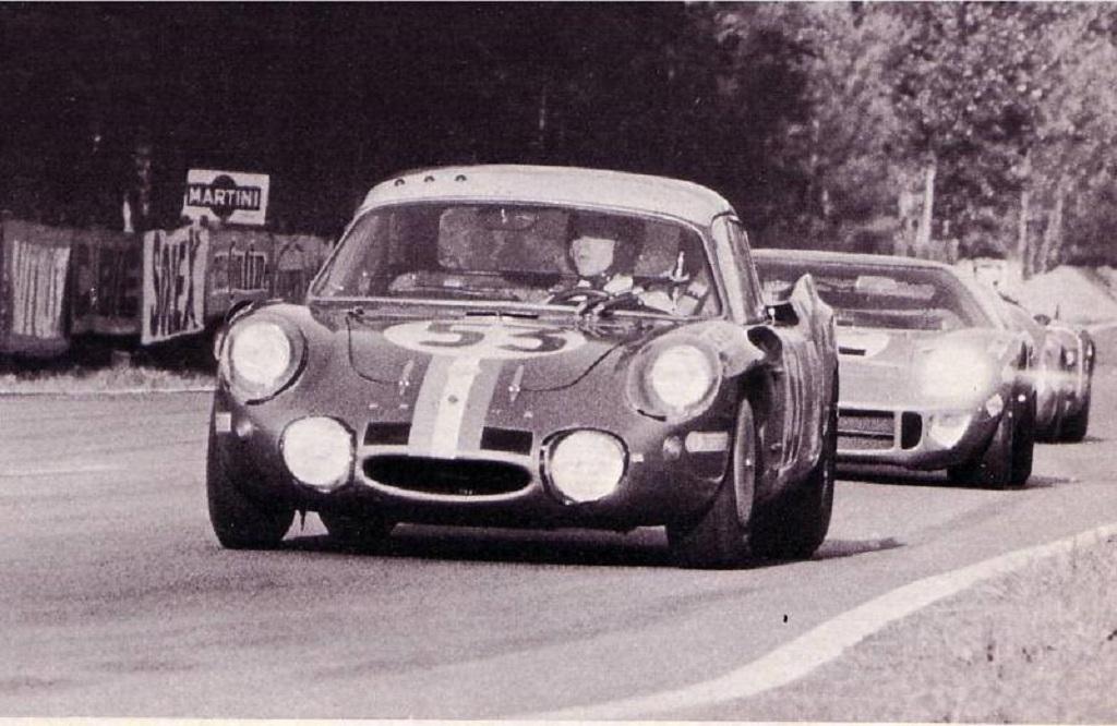 Ethuin-Wollek- Alpine-A210 - 1968 - Le-Mans- Source- Facebook-Christian-Ethuin