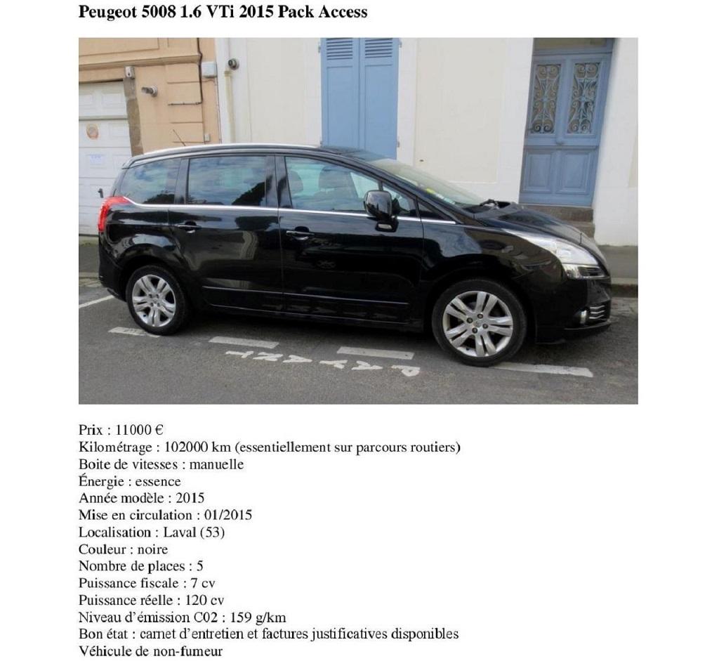 Exemple-d-annonce-classique- de-Peugeot-5008-d-occasion