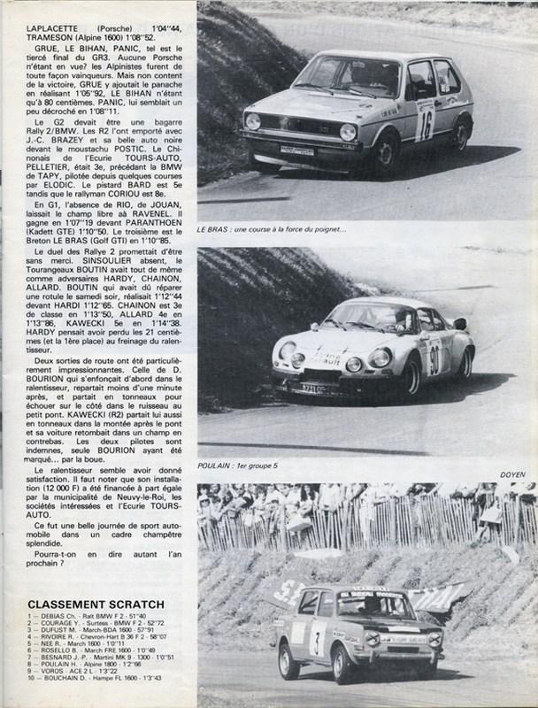 Extrait-Magazine-Slick - Octobre-1977