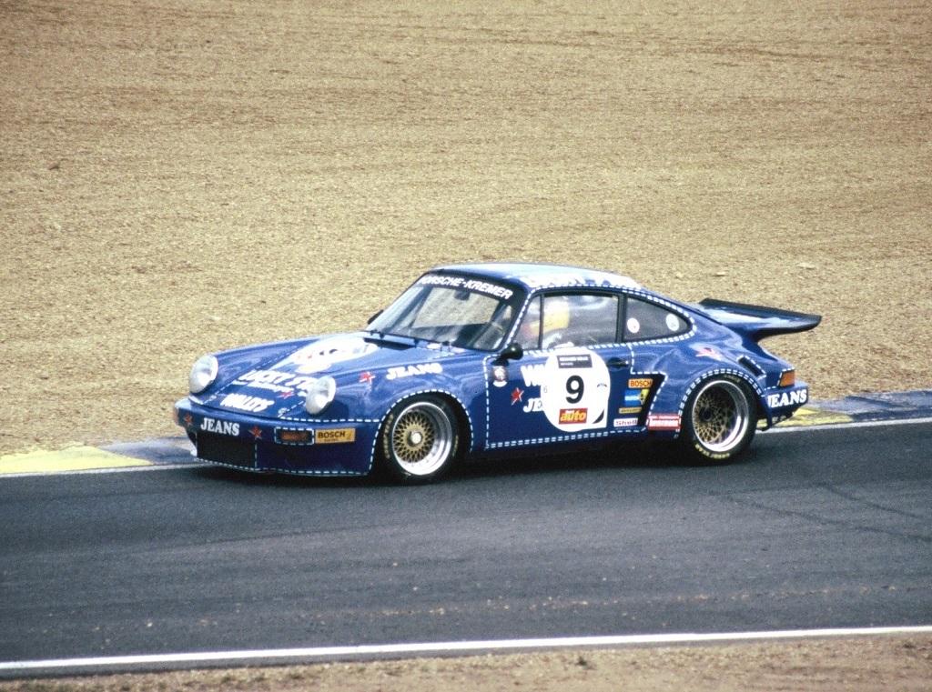 Föveny-Roitmayer - Porsche-Carrera-RSR 2004 - Le-Mans-Classic - Photo-Thierry-Le-Bras