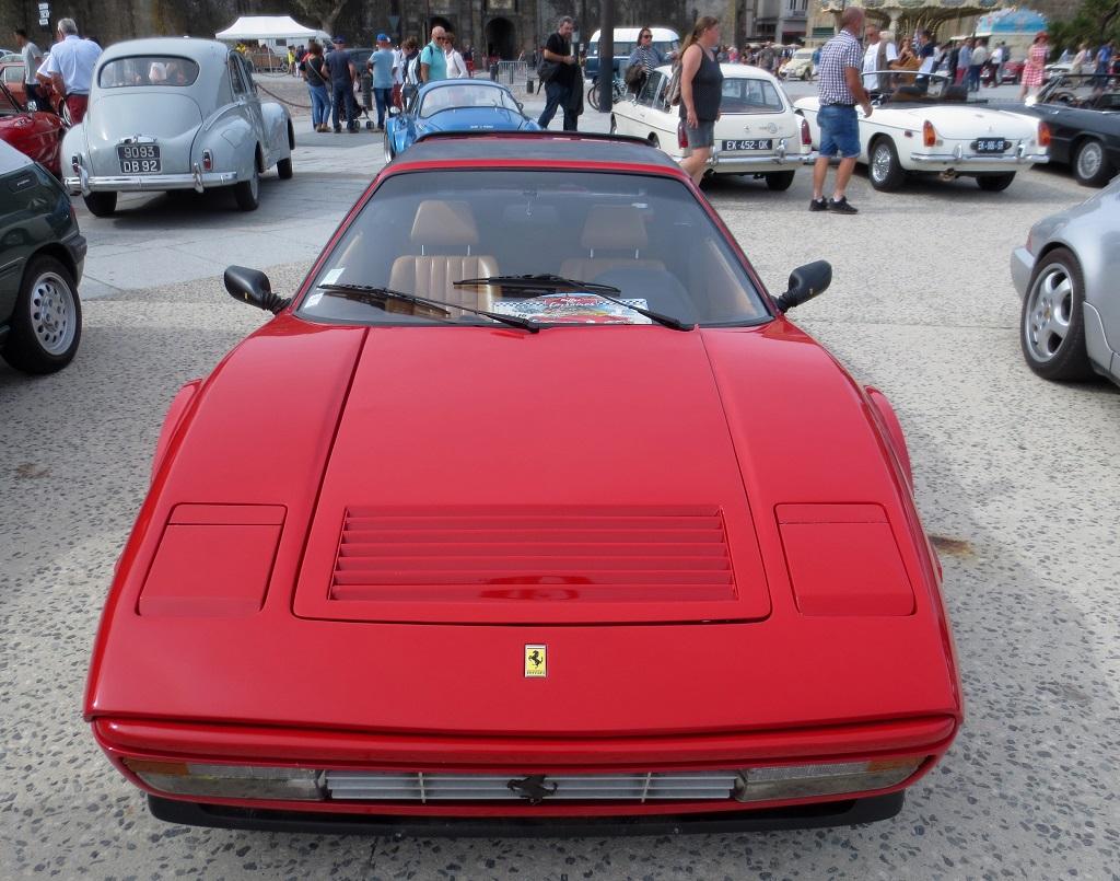 Ferrari-308- 2 - 2018 -Rallye-des-Corsaires - Photo-Thierry-Le-Bras