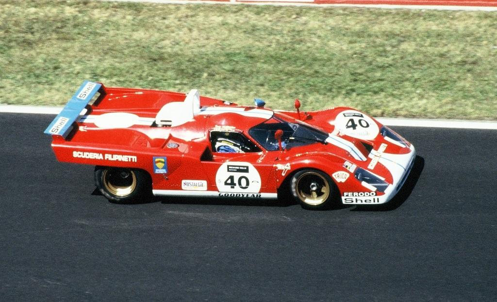 Ferrari-512-M - 2004 - Mans-Classic - Photo-Thierry-Le-Bras