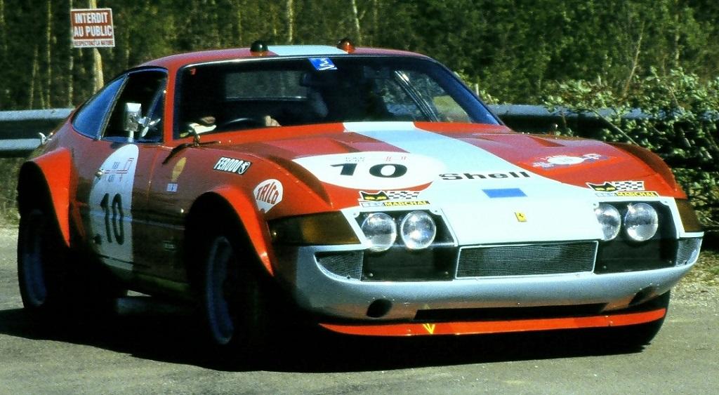 Ferrari-Daytona-365-GTB4 - 2003 - Tour-Auto- Photo-Thierry-Le-Bras