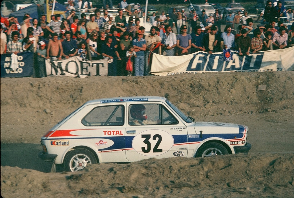 Fiat-127 - 1978 - Lohéac - photo-Thierry-Le-Bras
