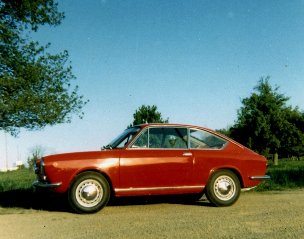 Fiat-850-Coupé - 1967 - Photo-Thierry-Le-Bras