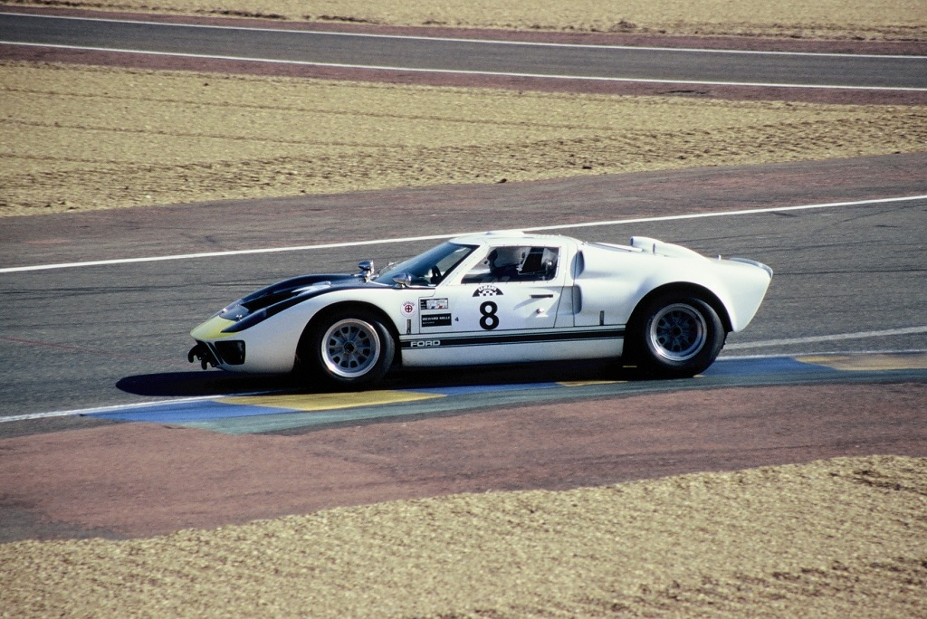 Ford-GT-40-MKII - 2002 - Mans-Classic - Photo-Thiery-Le-Bras