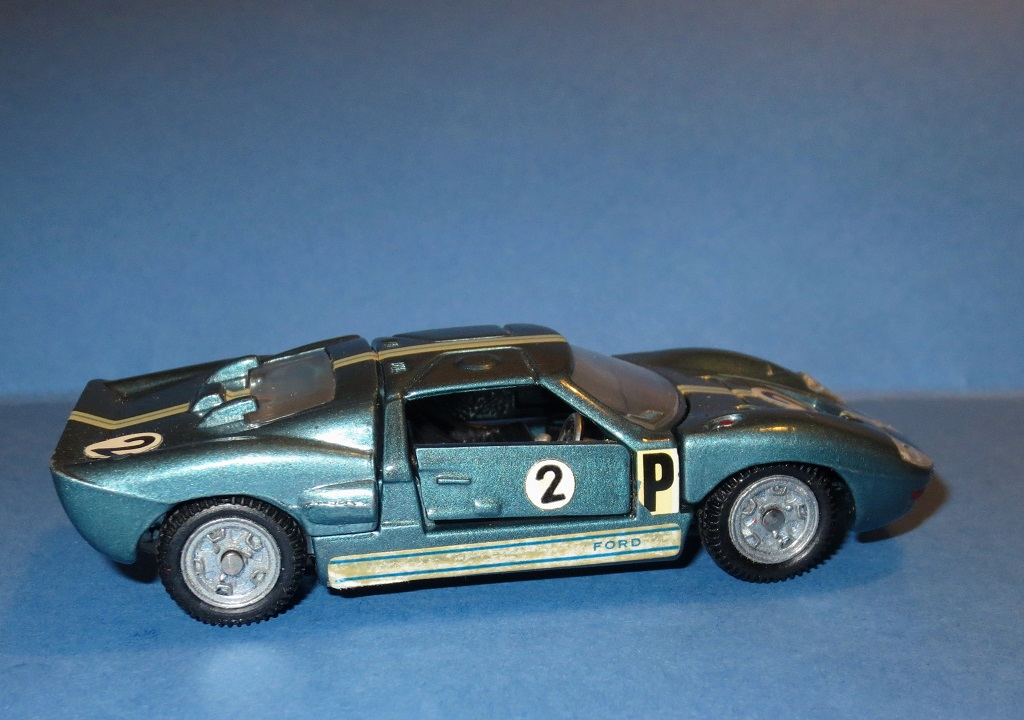 Ford-GT40-MKII -Le-Mans-66- Mebetoys-1-43 - Photo-Thierry-Le-Bras