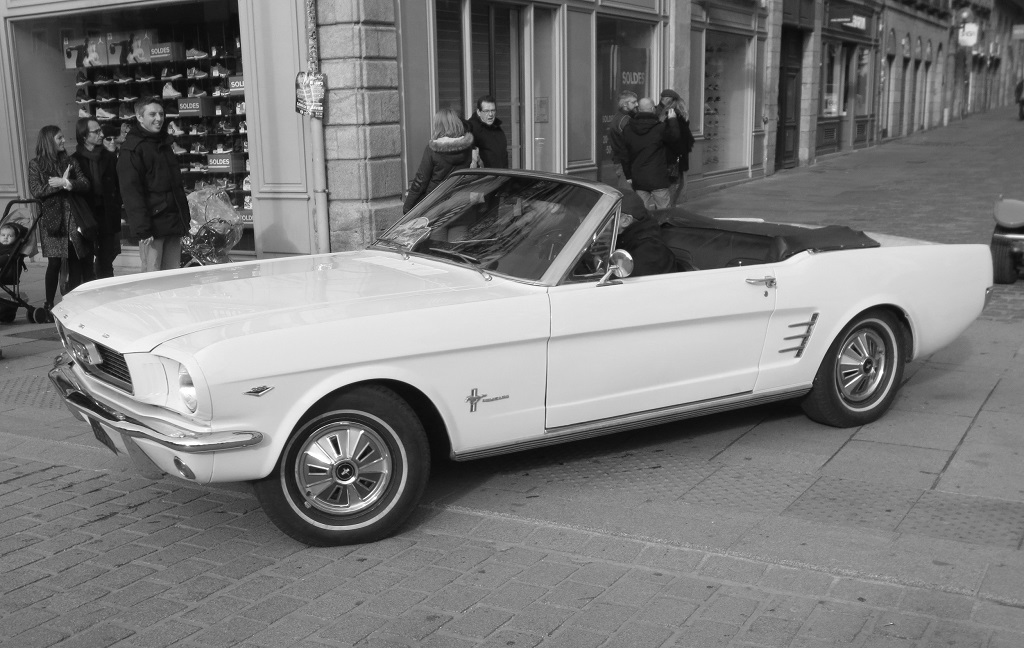 Ford-Mustang - 2015 - Rennes - Photo- Thierry-Le-Bras