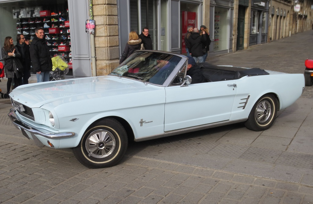 Ford-Mustang-Cabriolet- Photo-Thierry-Le-Bras