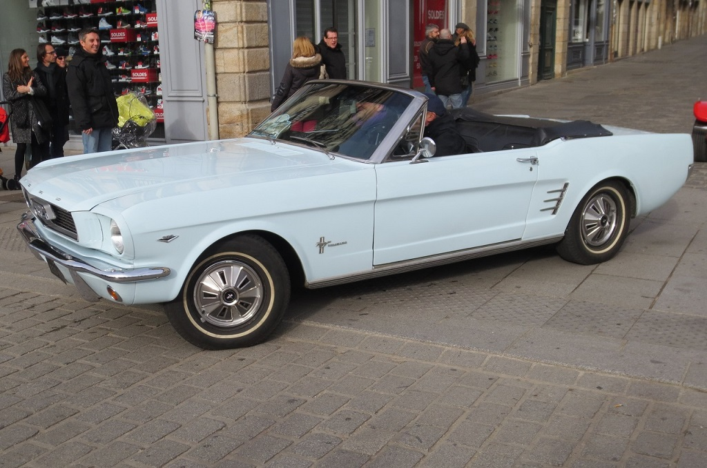 Ford-Mustang - Photo-Thierry-Le-Bras