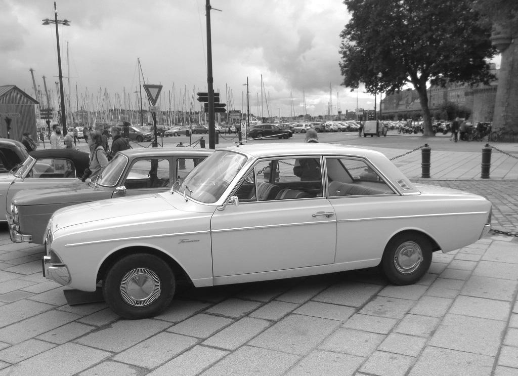 Ford-Taunus-20M-TS - Saint-Malo - Photo-Thierry-Le-Bras