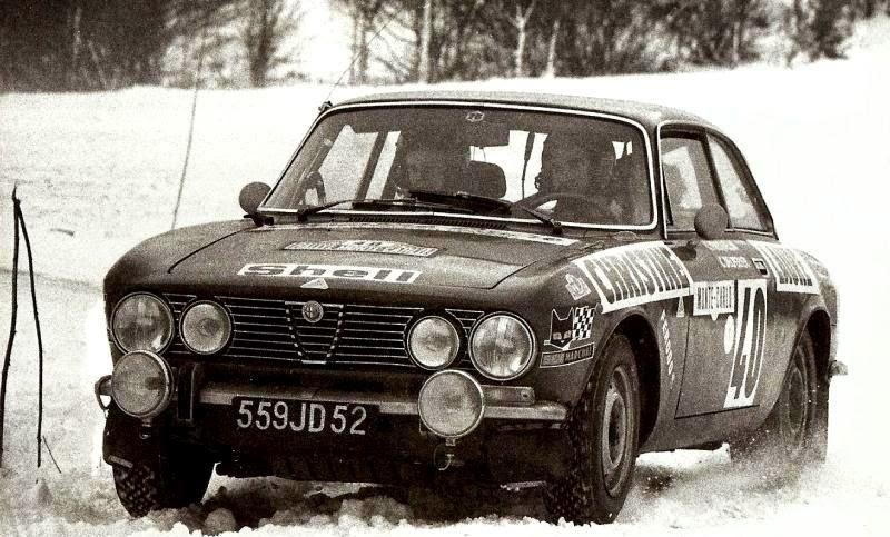 Fréquelin-Delferrier - Alfa-Romeo-2000-GTV-groupe-1 - 1975 - Rallye-Monte-Carlo - Copyright-inconnu