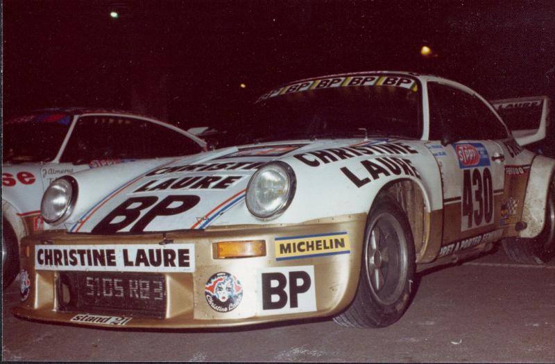 Fréquelin - Porsche -Almeras-groupe-5 - 1976 - Tour-Auto