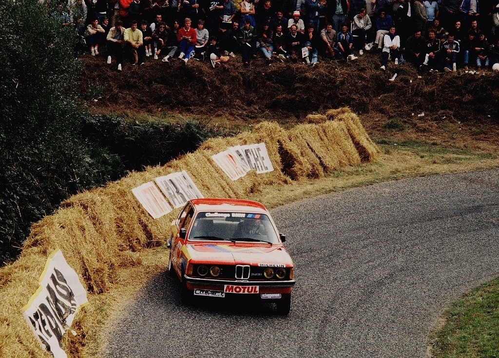 Francis-Dosières - BMW-323 - 1983 - Saint-Gouëno - Photo-Thierry-Le-Bras