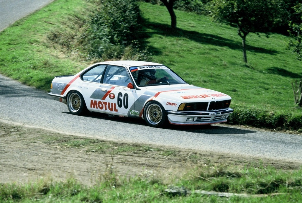 Francis-Dosières- BMW-635 - 1985 - CC-Saint-Gouëno- Photo-Thierry-Le-Bras