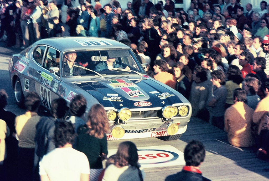 Frimat-Deblaye - Ford-Capri-2600-RS - 1973 - Dinard - Grand-National-Tour-Auto - Photo-Thierry-Le-Bras