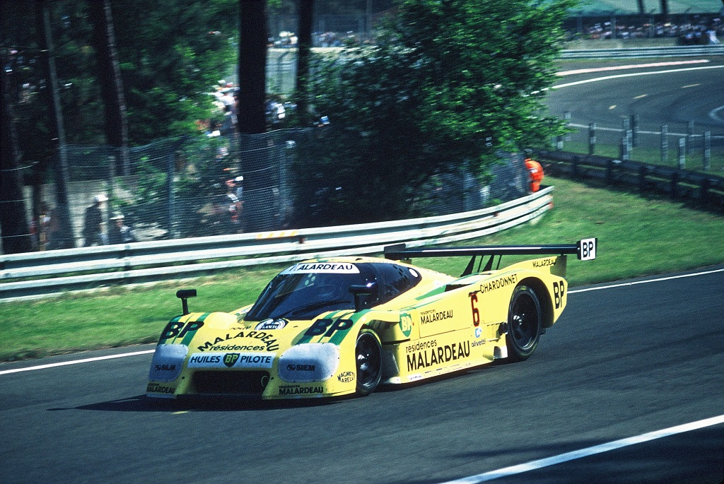 Gabbiani-Lapeyre- Martini - Lancia-LC2 - 1984 - Le-Mans- Photo-Thierry-Le-Bras