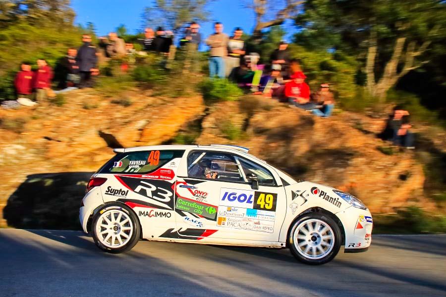 Garcia-Favreau - -DS3 - 2015 -Rallye-du-Var - Photo-© RacingCarMedia – Guy Pawlak