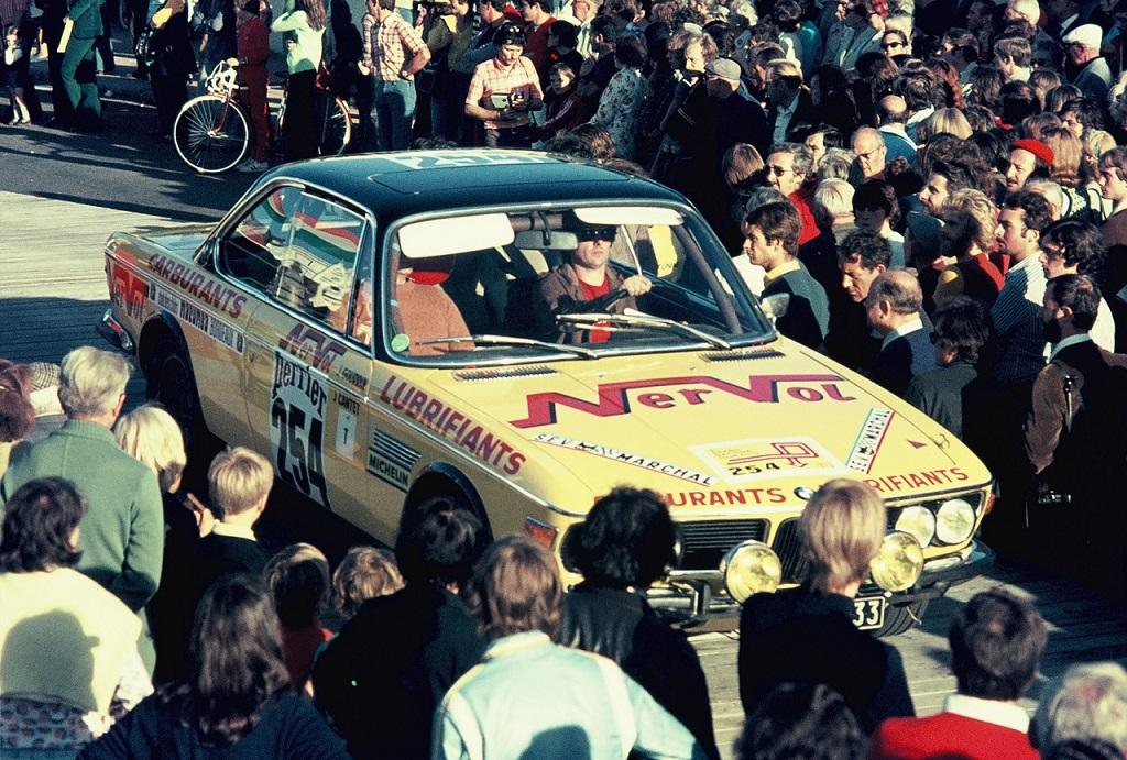 Gourrin-Cantet - BMW-30-SI - 1973 - Dinard - Grand-National-Tour-Auto - Photo-Thierry-Le-Bras