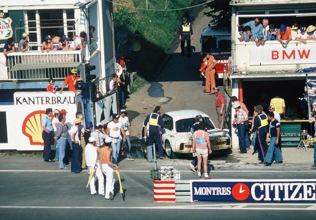Gregg-Redman - BMW-30-CSL-Turbo -2- 1976 - Le-Mans - Photo-Thierry-Le-Bras