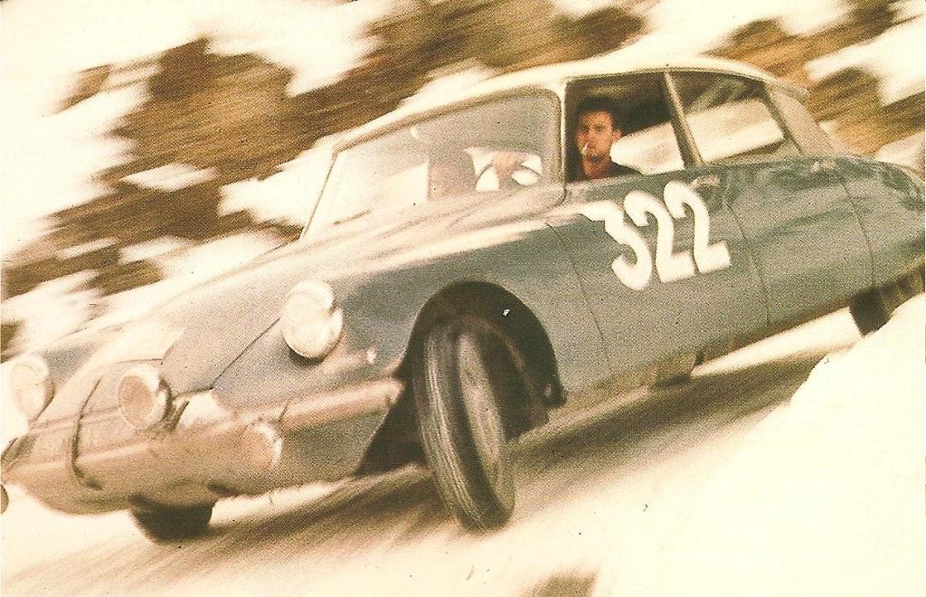 Guichet -Citroën-DS-21 - 1964 - Rallye-Monte-Carlo