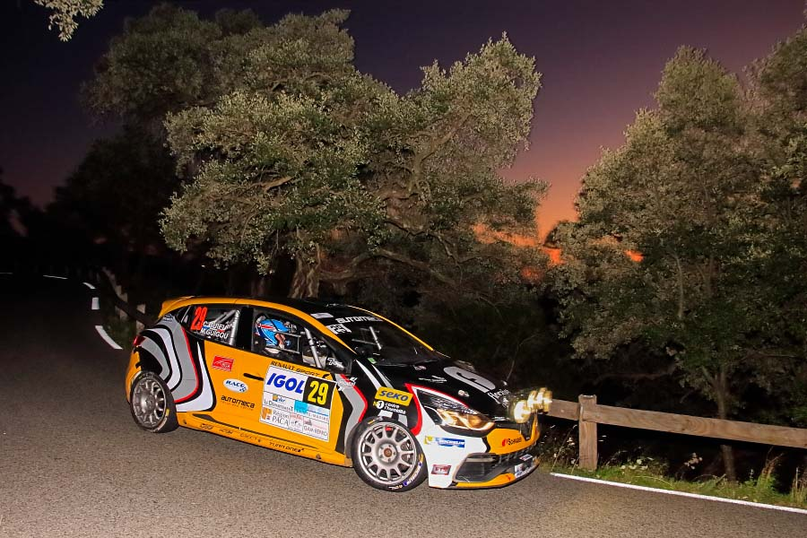 Guigou-Guigou - Renault-Clio-R3 - 2015 - Rallye-du-Var - Photo-© RacingCarMedia – Guy Pawlak
