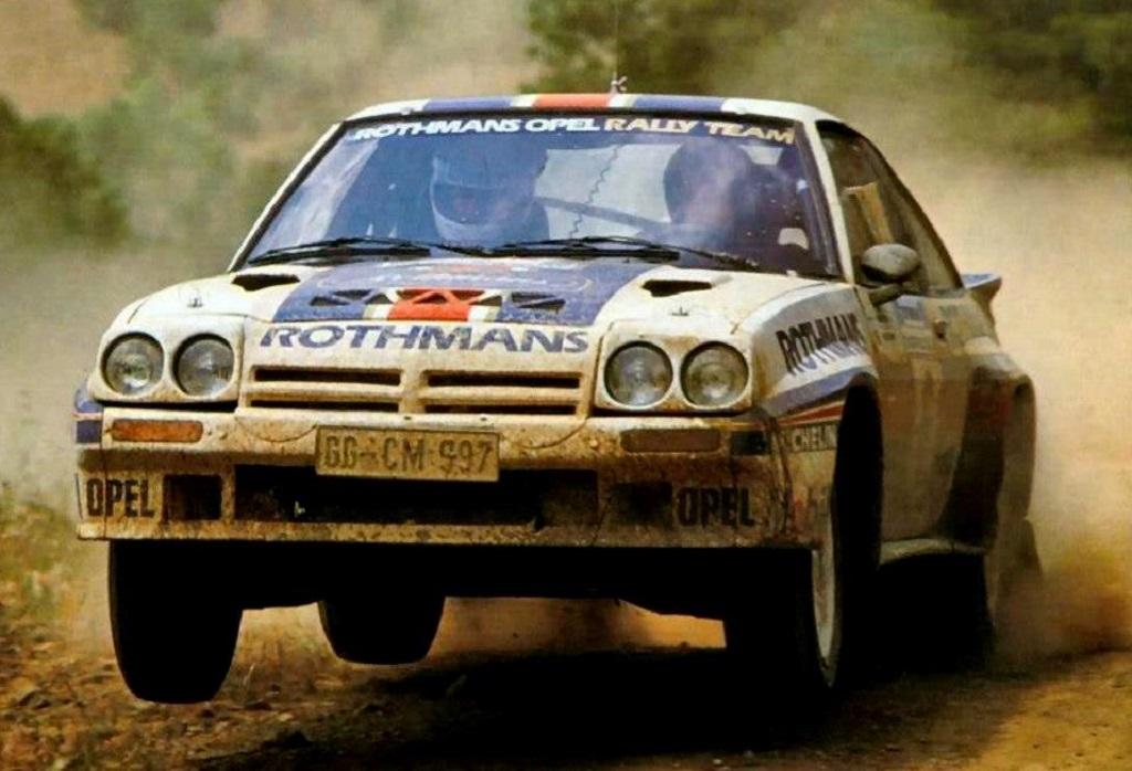 Henri-Toivonen - Opel-Ascona-400 - 1983
