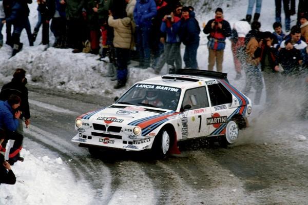 Henri-Toivonen - Sergio-Cresto -Lancia-Delta-S4 - 1986 - Rallye-Monte-Carlo