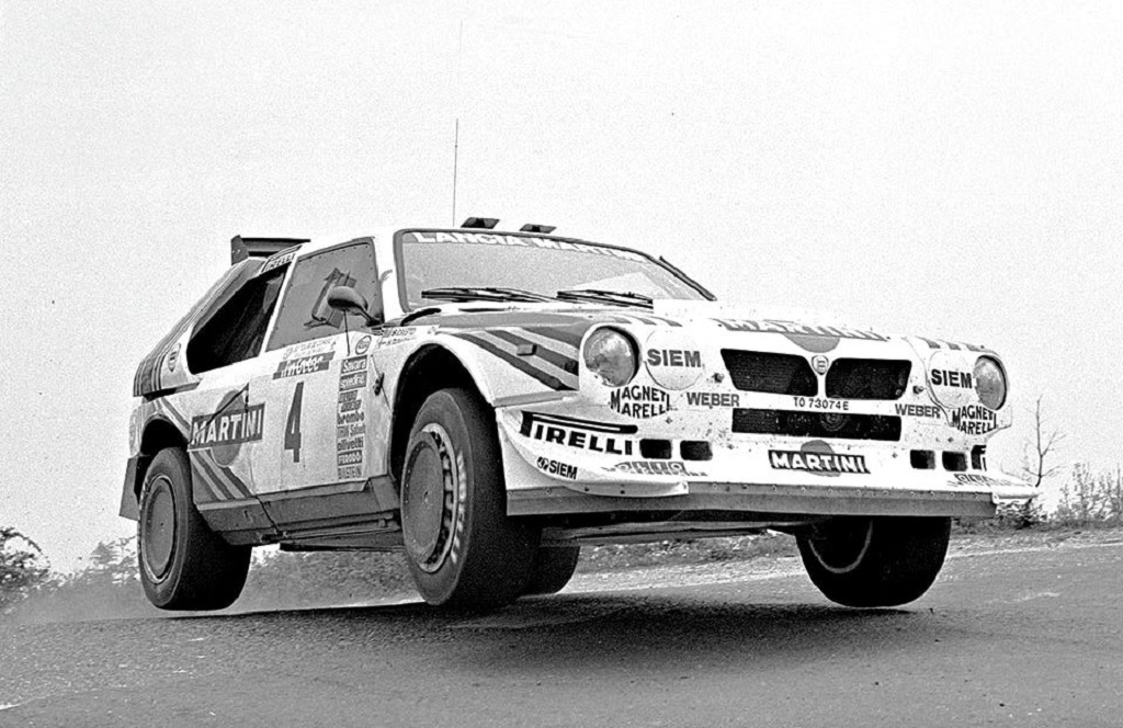 Henri-Toivonen-Sergio-Cresto - Lancia-Delta-S4- 1986 - Tour-de-Corse