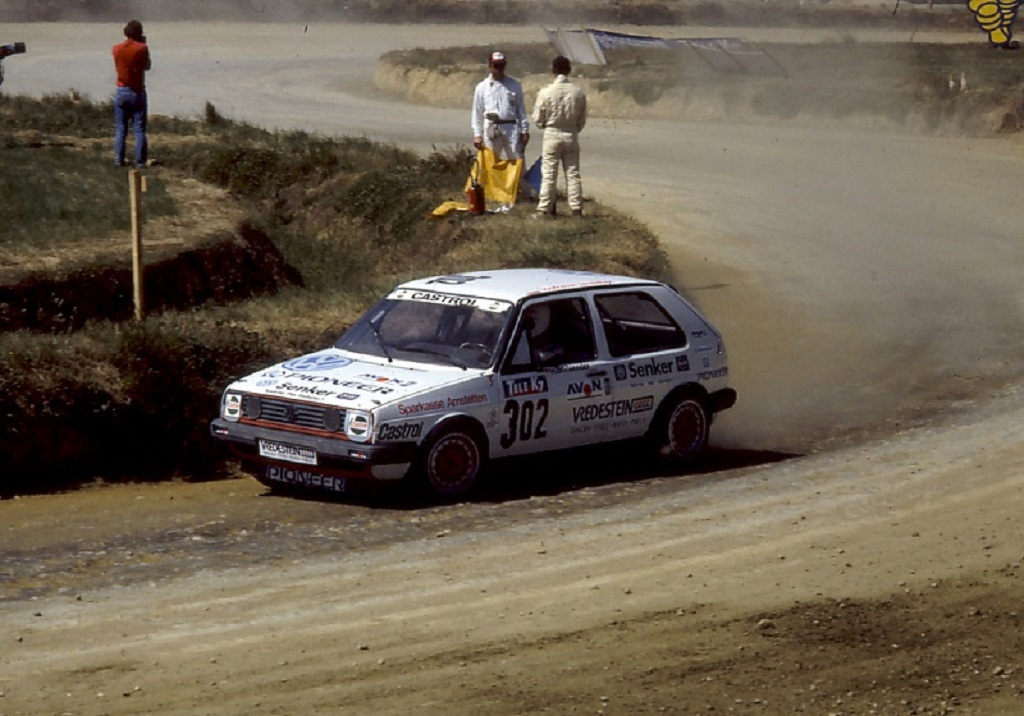 Herbert-Breiteneder - VW-Golf-GTI-16S - 1988 - Rallycross-Lohéac - Photo - Thierry-Le-Bras