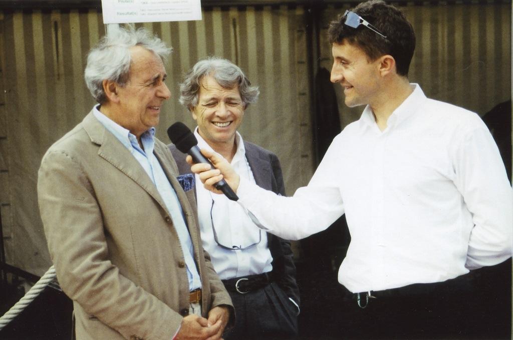 Hervé-Poulain - (à-gauche) - 2004 - Mans-Classic - Photo-Thierry-Le-Bras