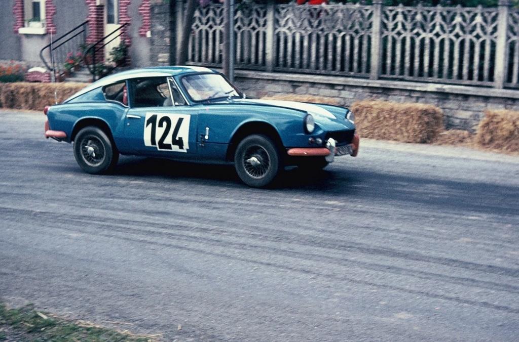 Hervé Skupski - Triumph-GT6 - 1972- CC-Saint-Germain-sur-Ille - photo-Thierry-Le-Bras