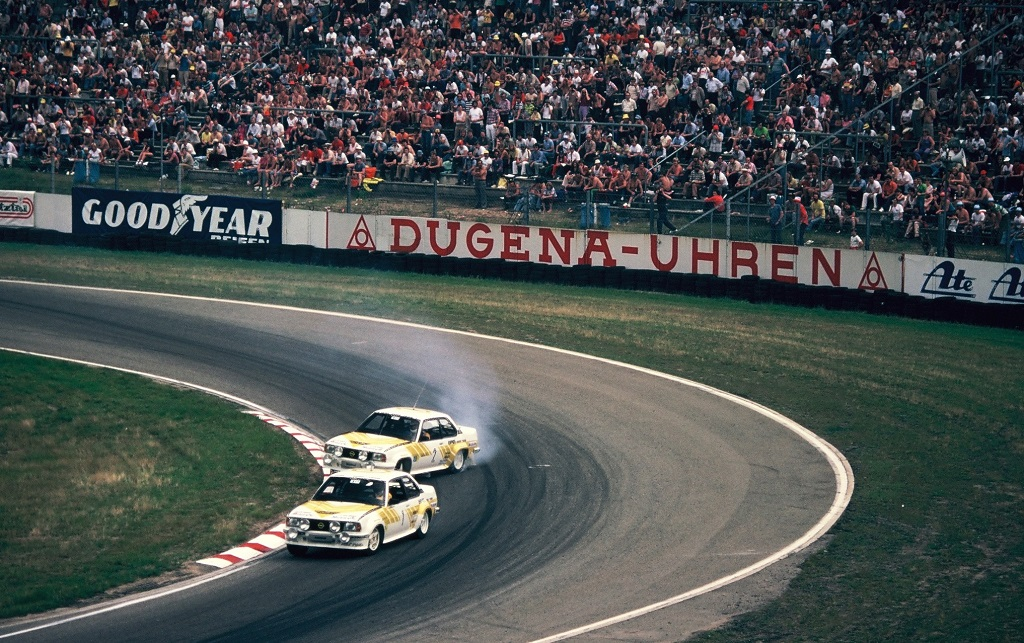 Hockenheim - Stadium - 1980 -Photo-Thierry-Le-Bras