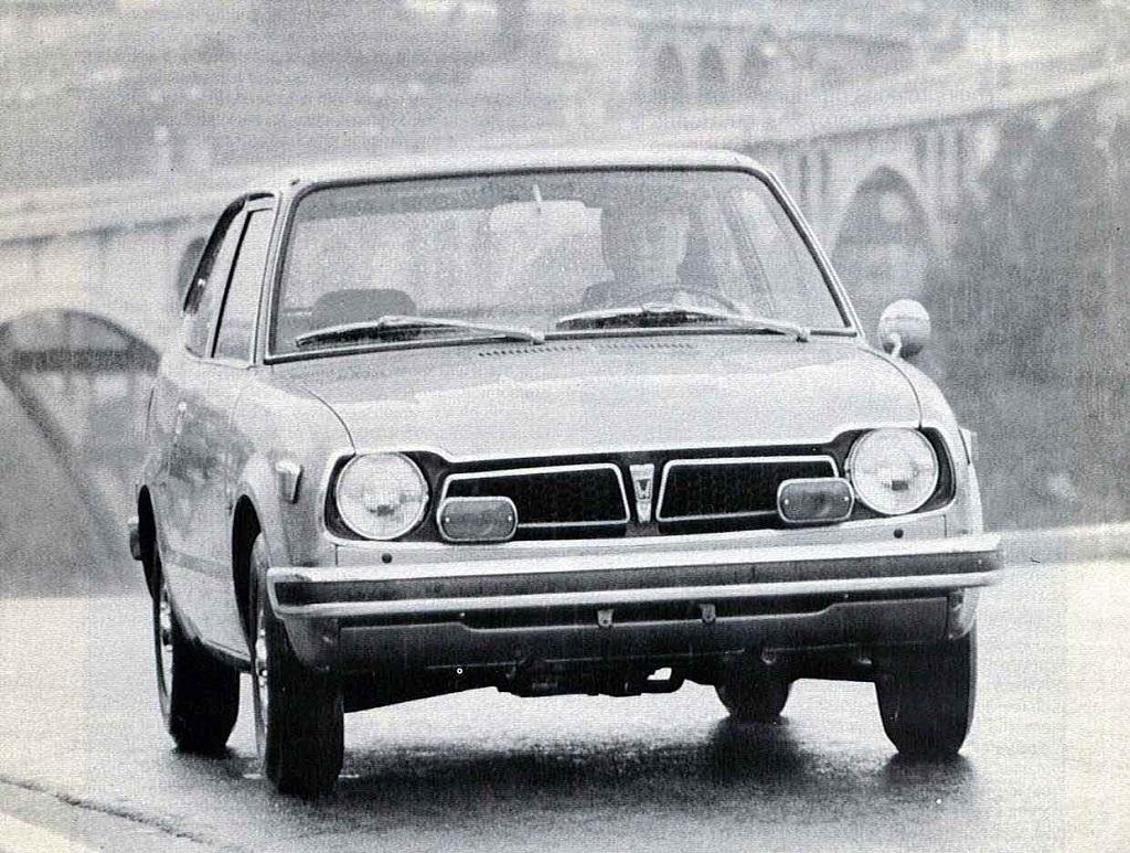 Honda-Civic -début-de-carrière