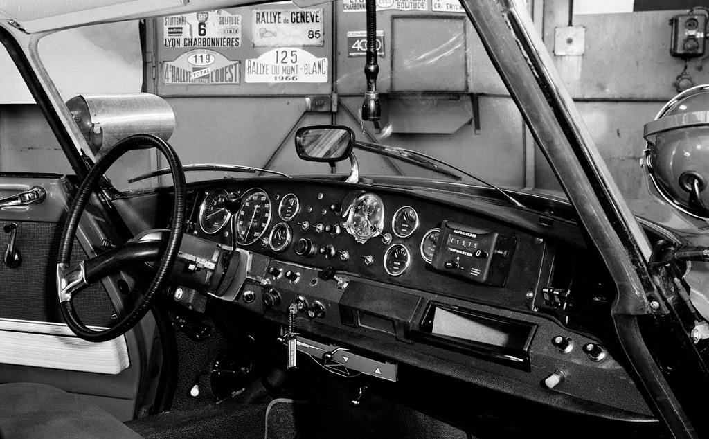 de ds en ds de la route au monte carlo  1966 2016