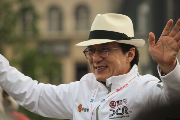 Jackie Chan - Parade 24 Heures du Mans - 2016 - photo Arnaud Demasier - RS Photographie