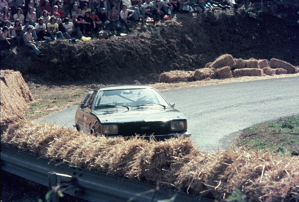 Jacky-Ravenel - Opel-Commodore-GSE - 1974 - Saint-Gouëno - Photo-Thierry-Le-Bras