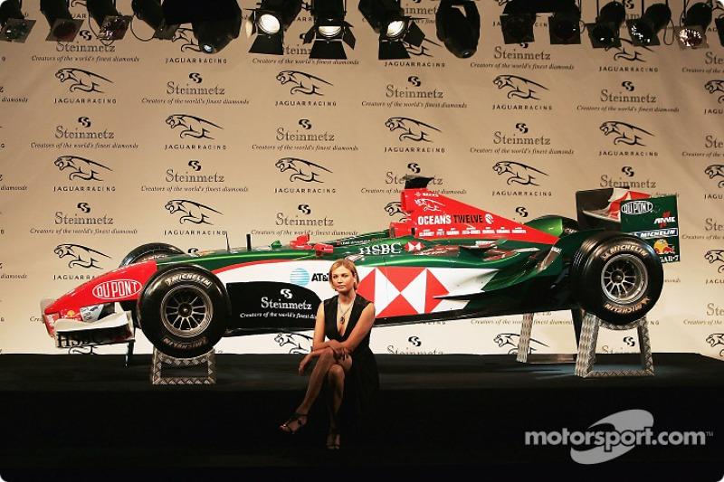 Jaguar-F1-2004-Steinmetz-Ocean's-Twelve - 2005 -Monaco