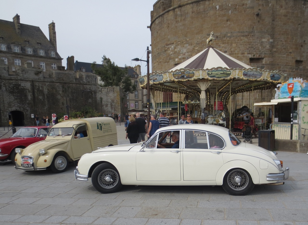 Jaguar MK2 - 2018 - Saint-Malo - Photo-Thierry-Le-Bras