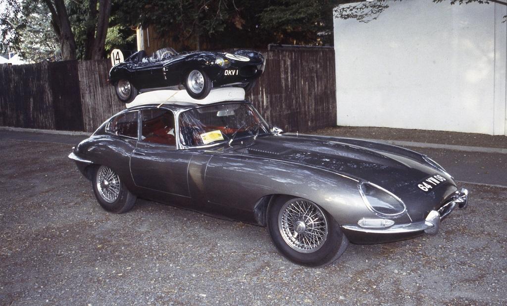 Jaguar-Type-E - 2002 - Mans-Classic - Photo - Thierry-Le-Bras