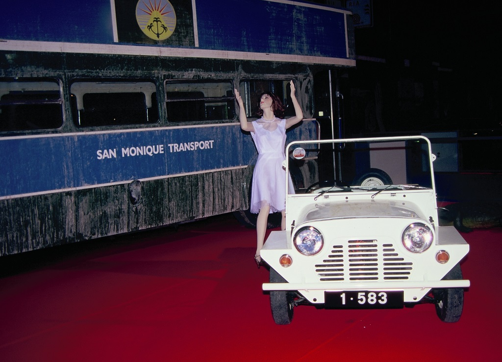 James-Bond - Mini-Moke- 1996 - Mondial-de-L-Auto- Photo- Thierry-Le-Bras