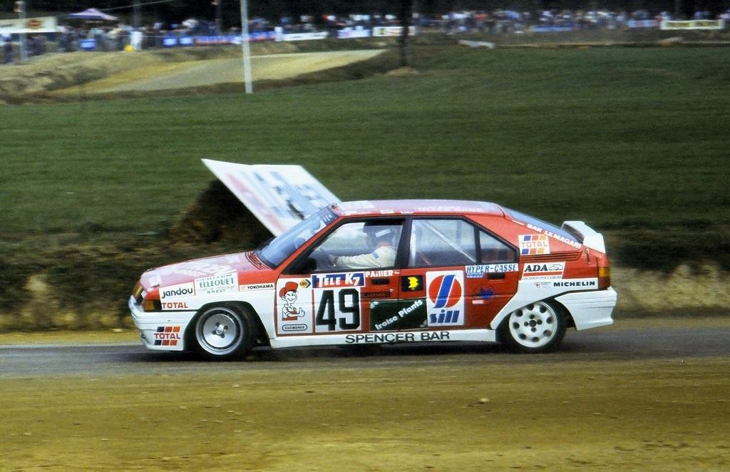 Jean-Luc-Pailler - Citroën-BX-Sport - 1987 - Rallycross-Lohéac - Photo-Thierry-Le-Bras