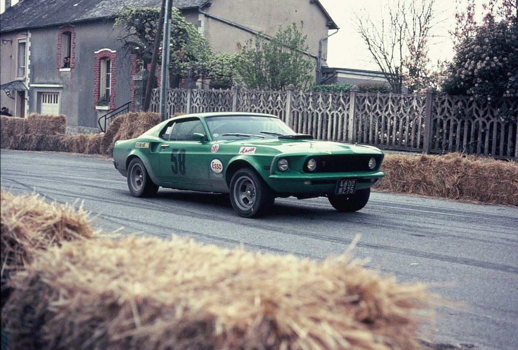 Jean-Nilsson - Ford-Mustang -Mach-1-Cobra-Jet - 1973 - CC-Saint-Germain-sur-Ille - Photo-Thierry-Le-Bras