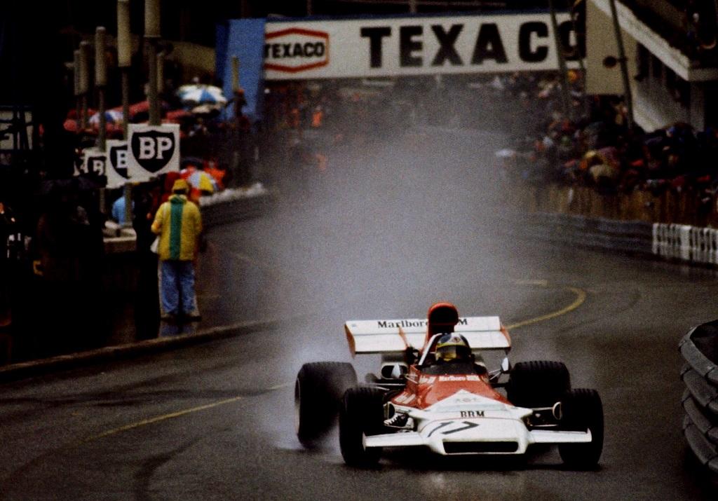 Jean-Pierre-Beltoise - BRM - 1972 - GP-Monaco -F1