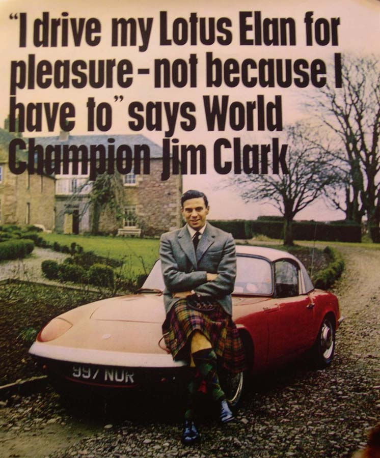 Jim-Clark - Lotus-Elan