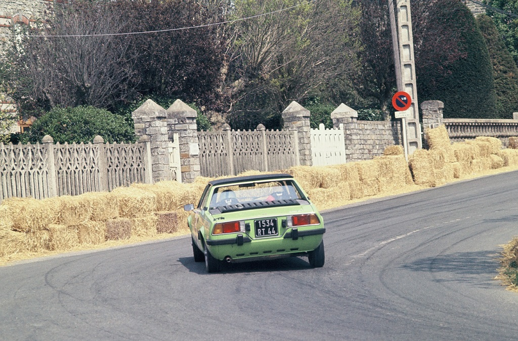 Jouannic - Fiat-X-1-9 - 1975 - CC- Saint-Germain-sur-Ille - photo - Thierry-Le-Bras