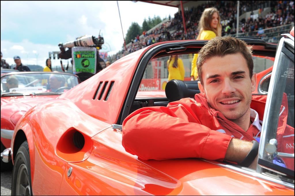 Jules-Bianchi - 2014 - GP-de-Belgique